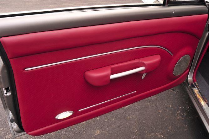 Check Out This Totally Custom 1966 Pro Touring Chevelle Street Rod Interior Custom Car Interior Car Interior Diy