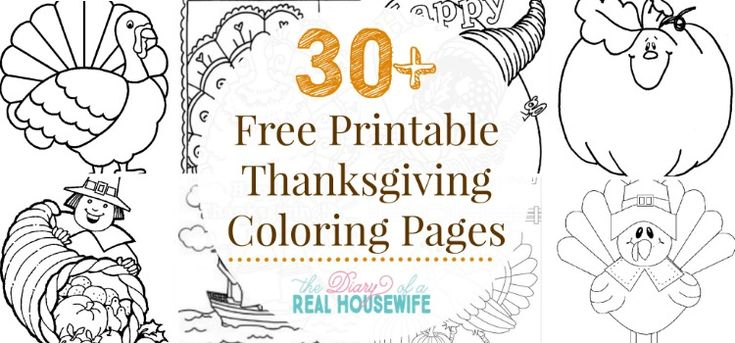 kaboose coloring pages thanksgiving crafts - photo #42