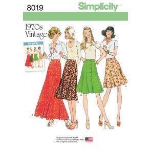 Simplicity - 8019 Rok