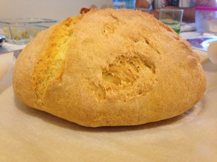 Pane di Altamura (ricetta lievitata)