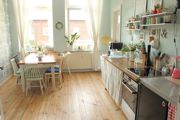 lovely kitchen (by ann-meer)