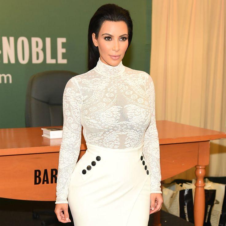 Kim Kardashian on coping with psoriasis