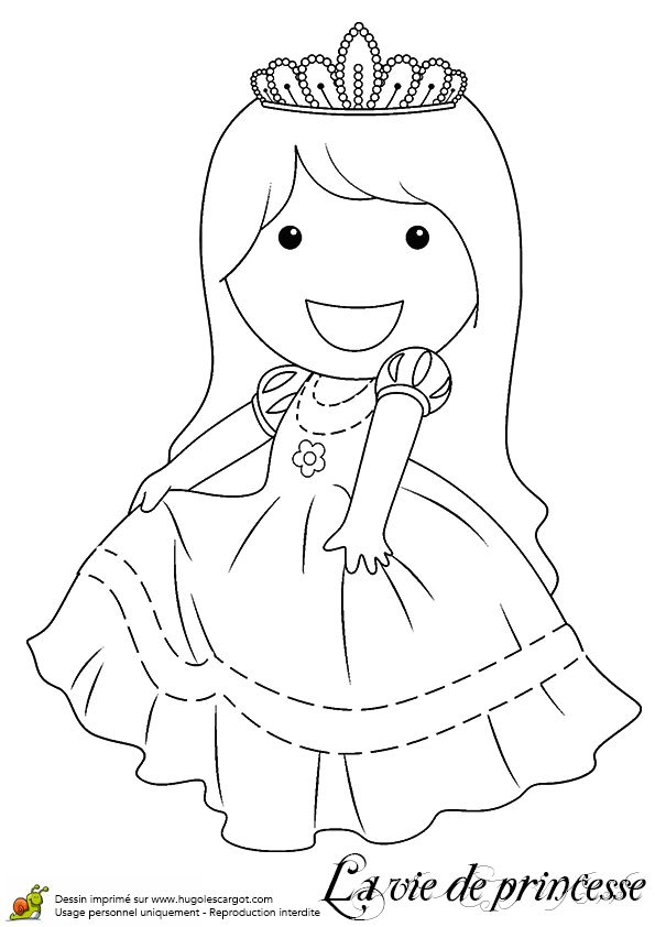 108 best images about coloriage de princesses on pinterest disney belle and portrait - Coloriages princesse ...