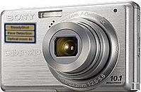 Sony Cyber-Shot DSC-S950 10.1 Megapixels Digital Camera - 4x Optical Zoom - 2.7-inch LCD display - Super Steady Shot Image Stabilization - Silver
