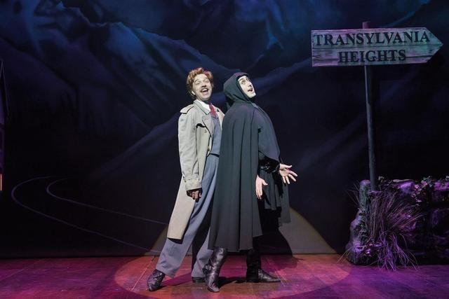 Cast Frederick Frankenstein – Hadley Fraser Frau Blucher – Lesley Joseph Igor – Ross Noble Elizabeth Benning – Dianne Pilkington Inga – Summer Strallen Inspector Kemp/Hermit – Patrick Clancy The Mo…