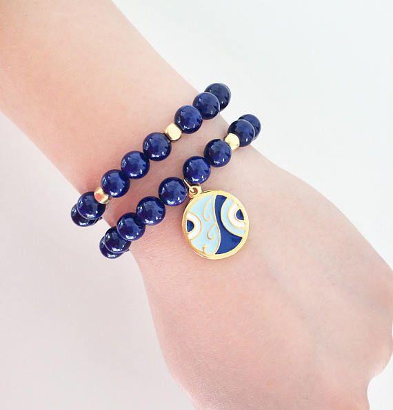 chaolite gemstone bracelet semi precious stones jewelry