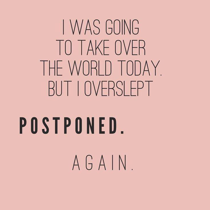 Every. Time.  #bblogger #bbloggerau #qotd #worlddomination #sundaysleepin #naptime #instalike #instamood #instagood