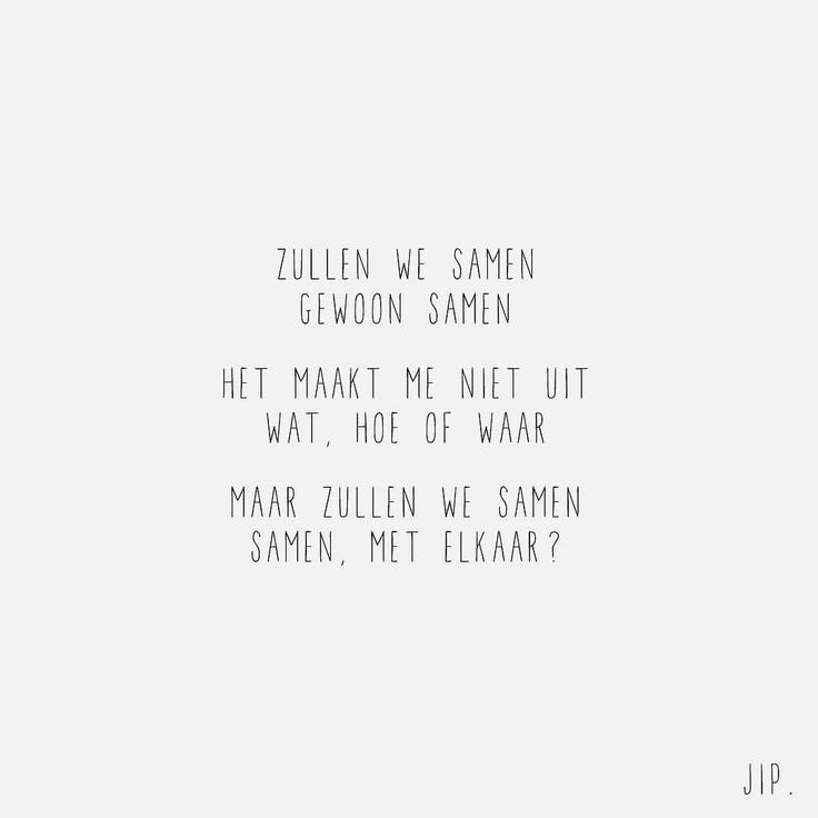 Korte gedicht over liefde