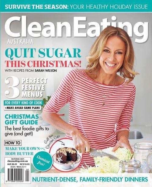 Clean Eating Australian - November/December 2015