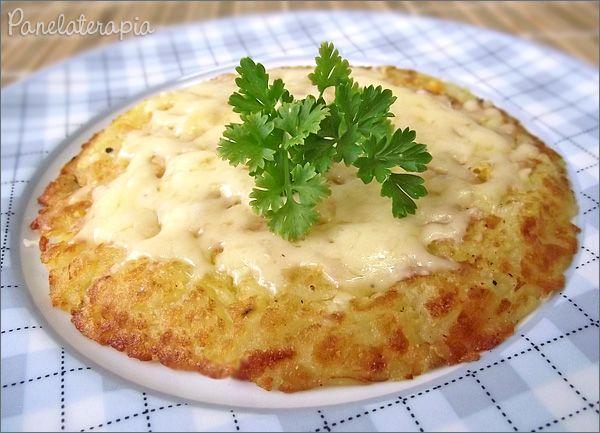Batata Rosti ~ PANELATERAPIA - Blog de Culinária, Gastronomia e Receitas