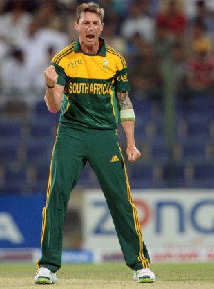 Dale Steyn finished with career-best figures of 5 for 25, Pakistan v South Africa, 4th ODI, Abu Dhabi, November 8, 2013