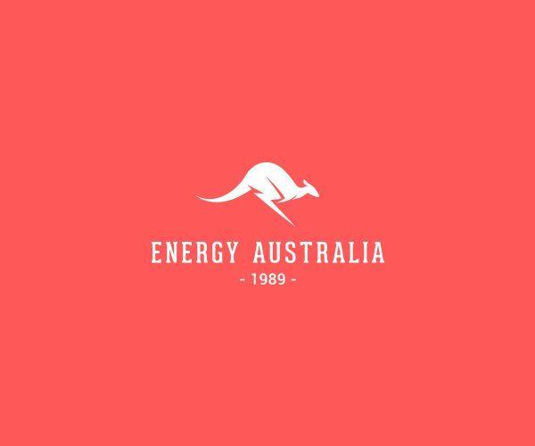 Unique Logo Design, Energy Australia #logo #design (http://www.pinterest.com/aldenchong/)