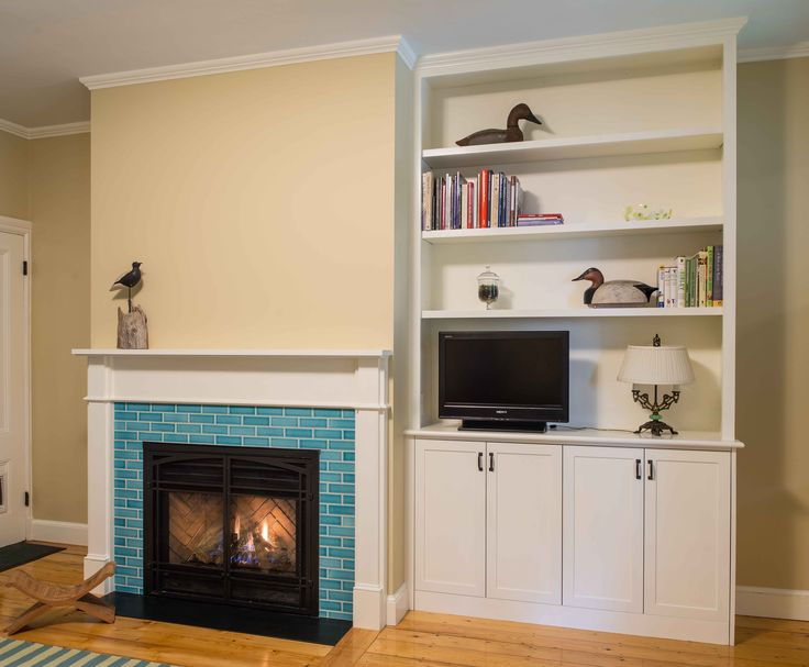 Gas Fireplace Mantel Surrounds | Fireplace | Pinterest | Mantels ...