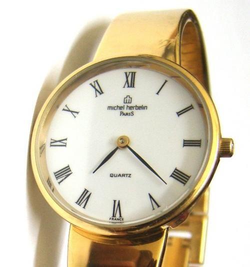 michelle herbelin watches | Women's Watches - MICHEL HERBELIN LADIES WATCH 13097 was sold for R1 ...