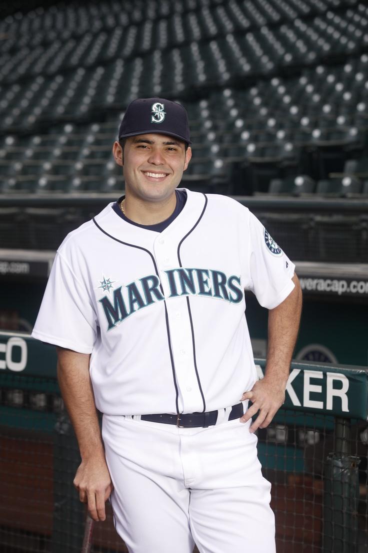 Jesus Montero, #Mariners Catcher, 2012-Present