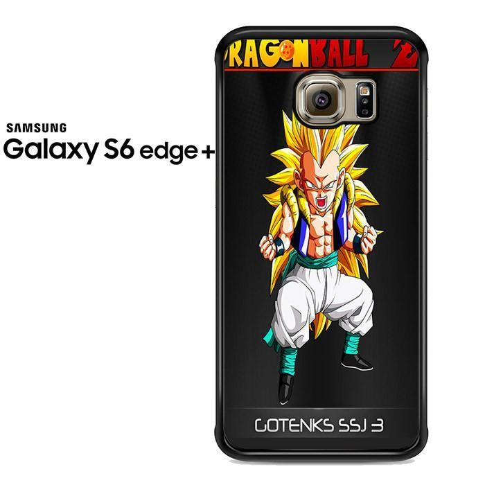 Dragon Ball Z Gotenks Ssj-3 Samsung Galaxy S6 Edge Plus Case