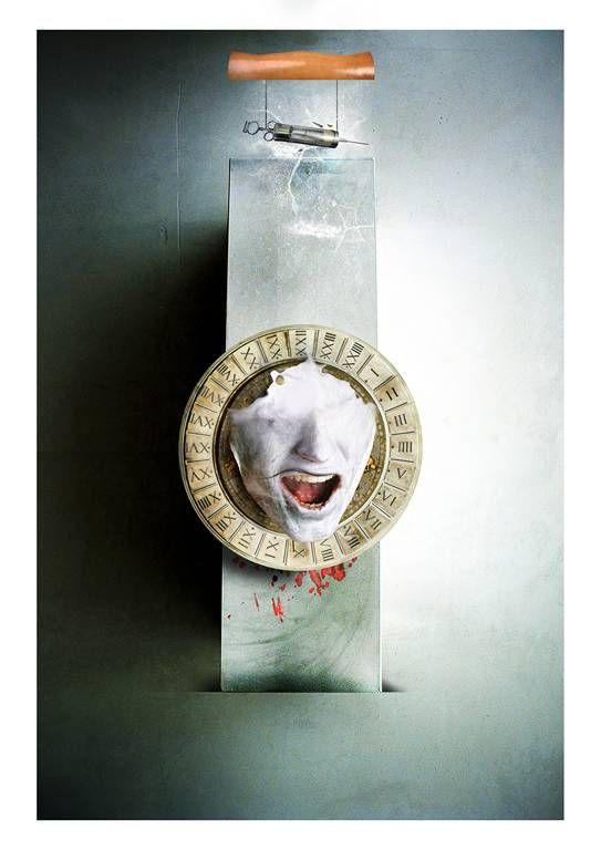Dottor Jekyll e Mister Hide Illustrazione di Maurizio Marotta