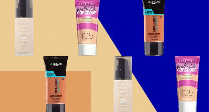 Read about The Best Drugstore Liquid Foundations: 241K Reviews!