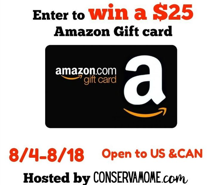 Enter to win a 25 amazon gift card with images