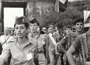 16-07-1968, the Four Day Marches of Nijmegen