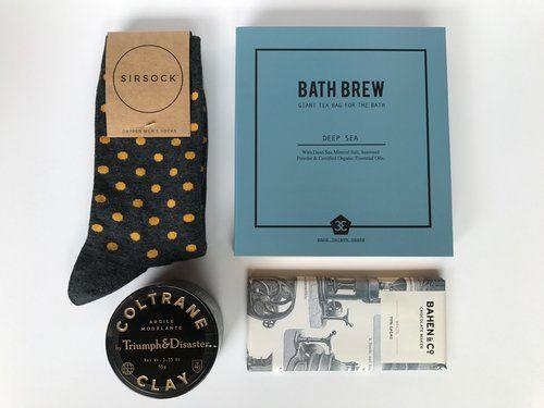 Gents gift box - Dapper