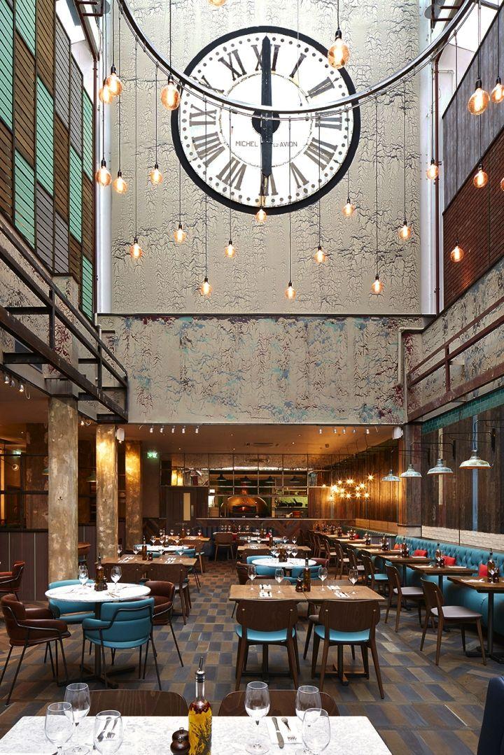 Wildwood Kitchen By Design Command Liverpool UK Retail Blog Brewery InteriorBar InteriorInterior DesignVintage