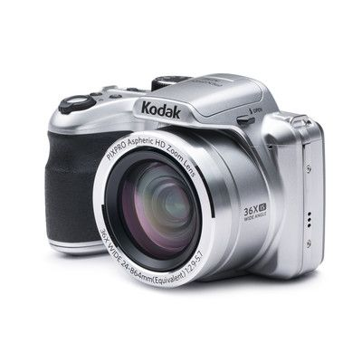 Kodak AZ361 Digital Camera- Silver $249.99