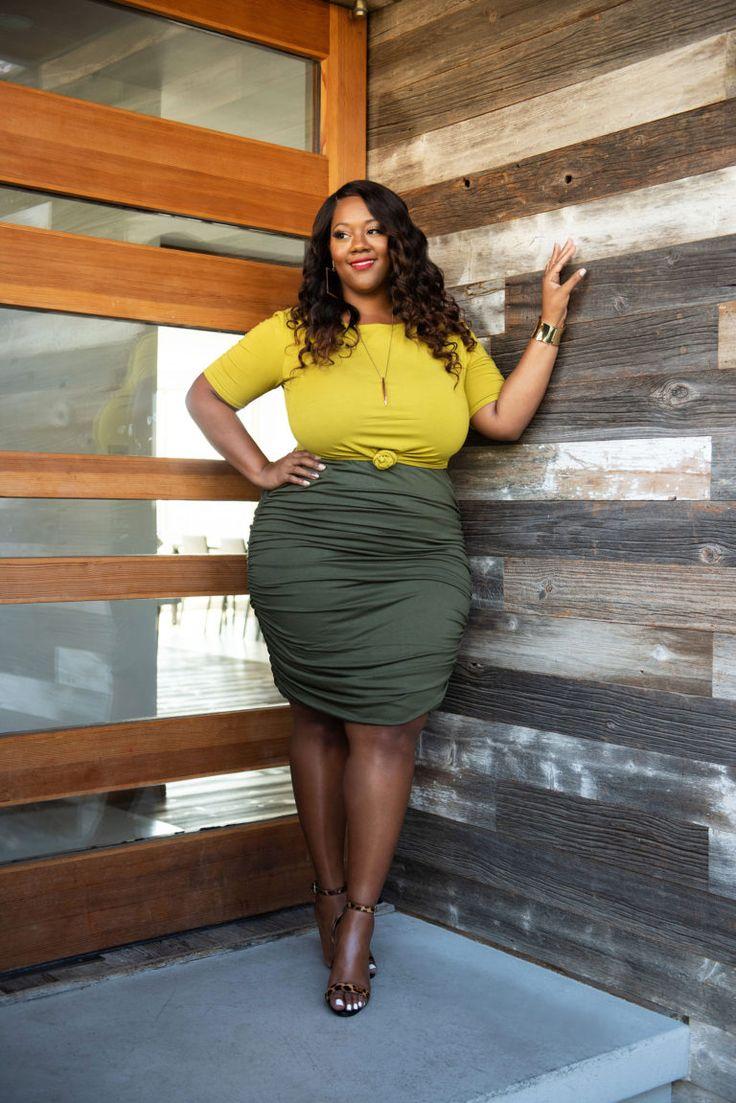 Best of 2019: Plus Size Fashion - Trendy Curvy | Curvy girl outfits, Curvy girl fashion, Plus size fashion