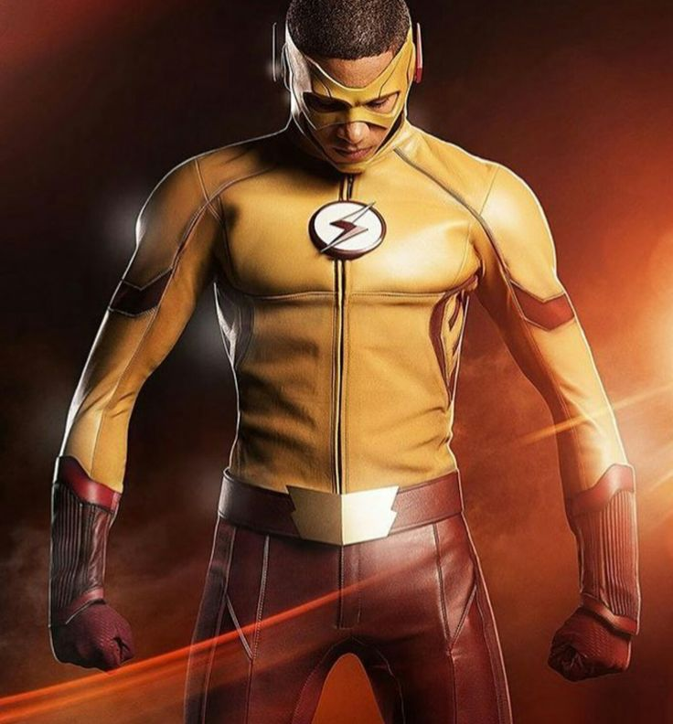 Image result for Kid Flash cw 3x19