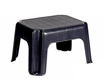 Awesome Rubbermaid Small Step Stool Black