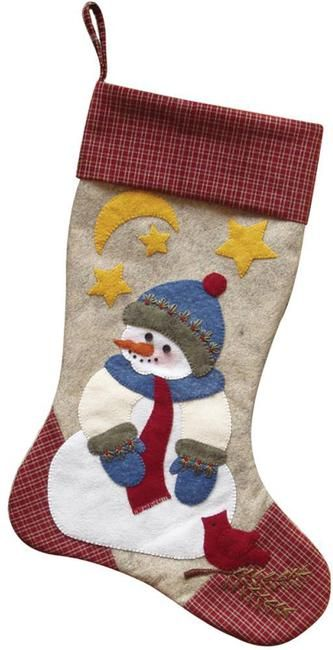 Ornate Christmas Stockings