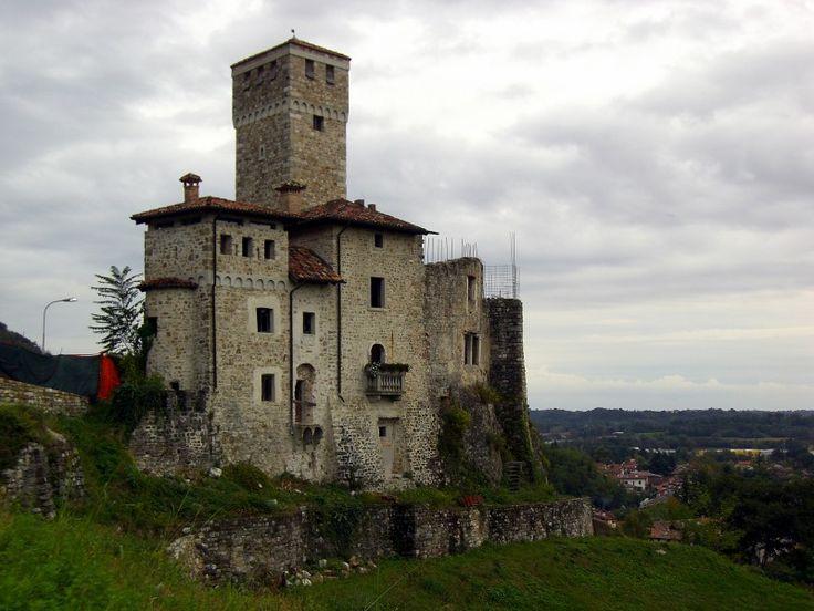 ''Il castello di Artegna'' - Artegna
