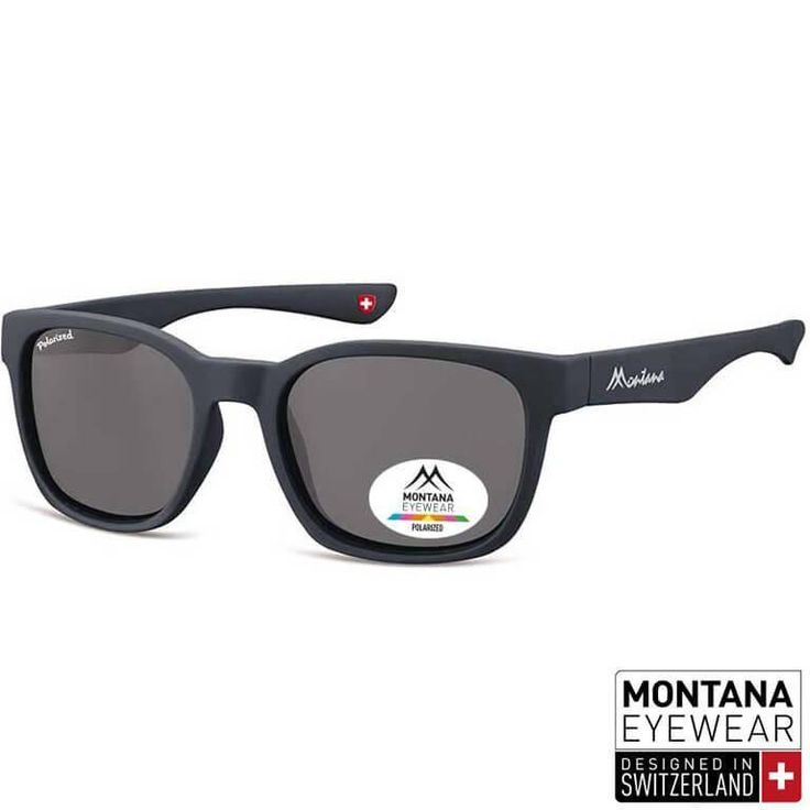"Γυαλιά Ηλίου Wayfarer Montana ""Retro"" MP30-BLACK-e-chap"