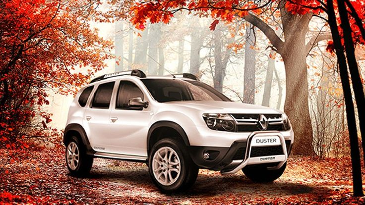 #Renault #Duster limited edition introduced in South Africa