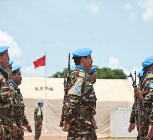 L'armée marocaine conduit des manœuvres militaires de grande envergure en Côte d'Ivoire