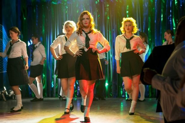 Mover over Britney.... centre stage in The World's End