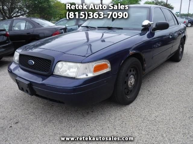 2006 Ford Crown Victoria Police Interceptor 1 496 Mchenry Il 639 Mi Victoria Police Crown Victoria For Sale Ford