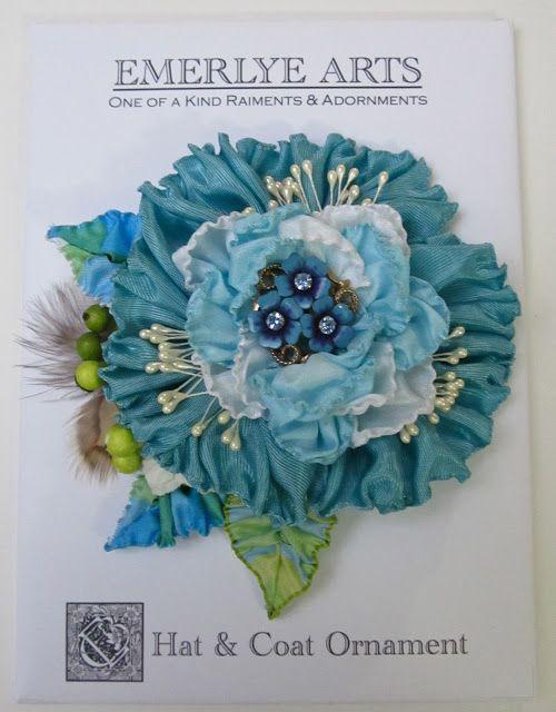 Cynthia Emerlye, Vermont artist and kirigami papercutter: Ribbonwork Adornments…