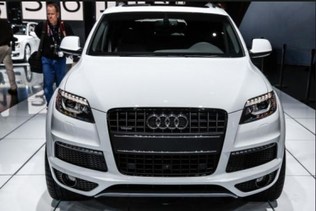 2018 Audi Q8 Redesign