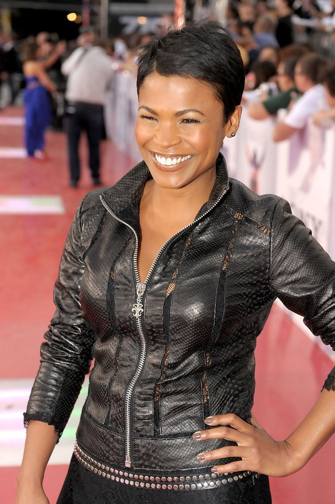 32 Best Nia Long Images On Pinterest Nia Long Short Hairstyle And