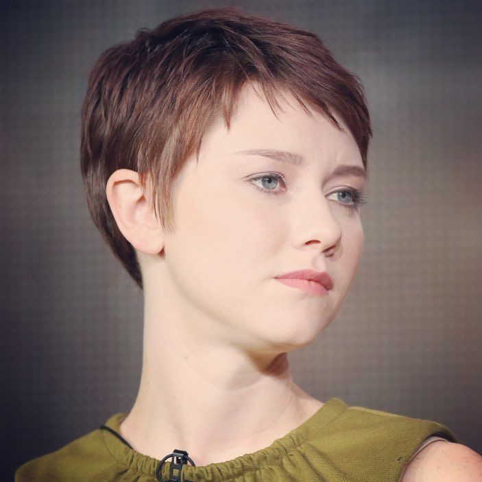 Proper Pixie Cuts — Perfect Pixie #pixiecut #shorthaircut #cutehair...