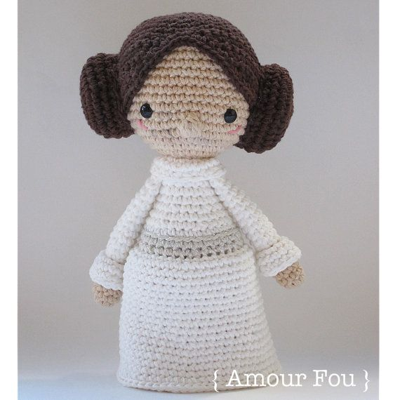 743 best Crochet: Star Wars images on Pinterest | Star wars crochet ...