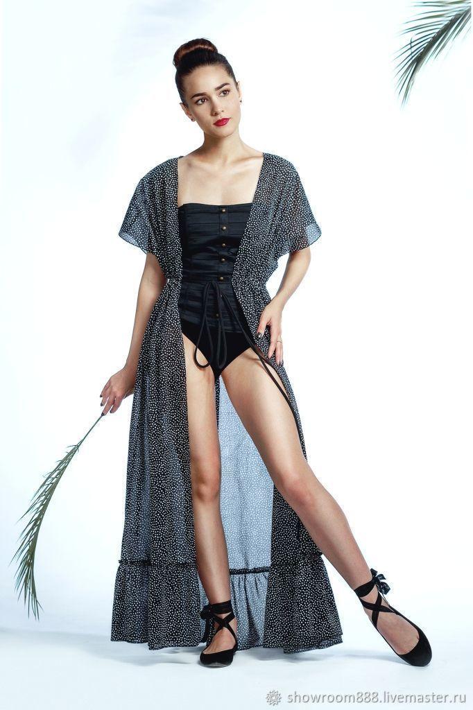 6d8f876448c8c06 Пляжные платья ручной работы. Ярмарка Мастеров - ручная работа. Купить  Платье для отдыха с
