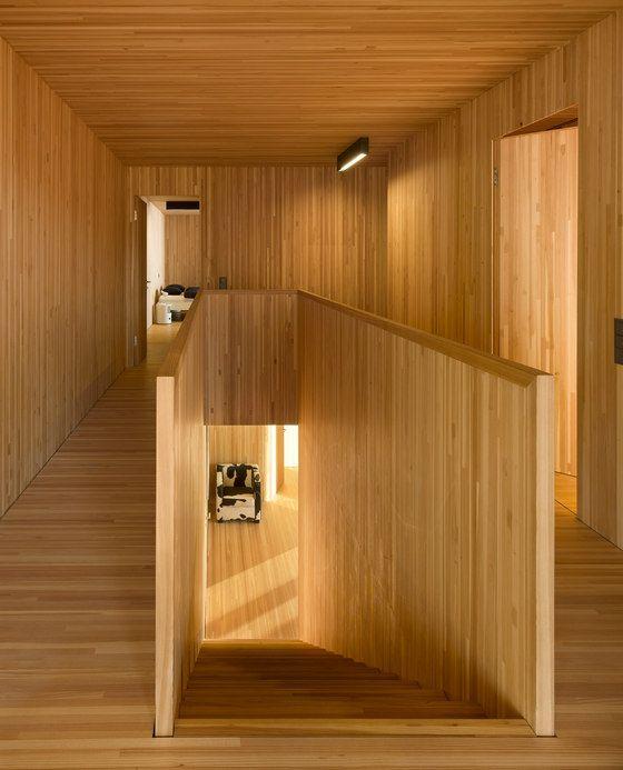 Huse holiday house in Vitznau, Canton of Lucerne, Switzerland by Lischer Partner Architekten Planer AG