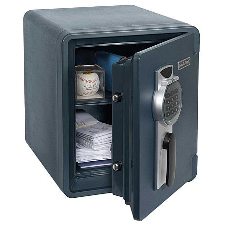 New Very Small Fireproof Safe