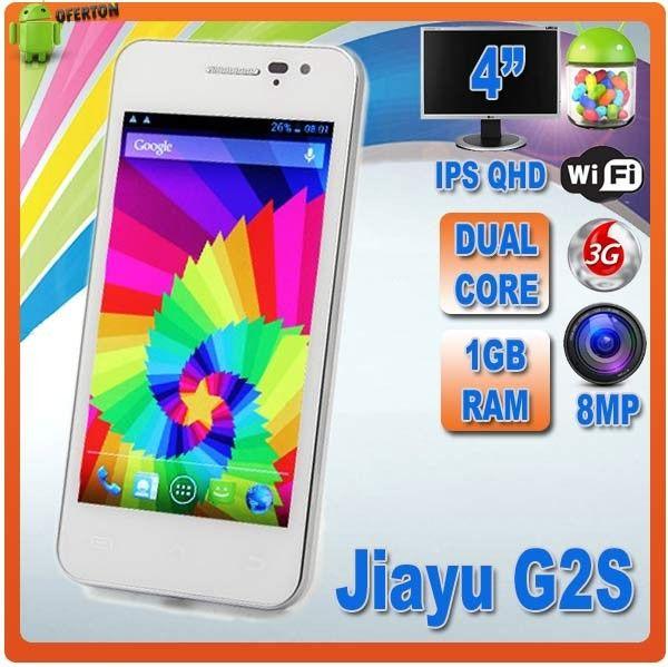 Jiayu G2S  El low cost de Jiayu se hace un poco mayor