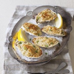 When it comes to decadent ways to highlight Louisiana oysters, New Orleans chefs have created a multitude. Oysters Bienville originated in the French Quarter and has been so popular that many fine dining destinations, from Antoine's and Arnaud's to Restaurant R'evolution and Brigtsen's, have their own versions. Here, we dropped the