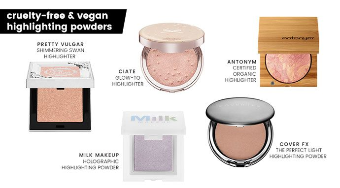 Cruelty Free Vegan Highlighters Available At Sephora Cruelty Free Sephora Highlighter Makeup