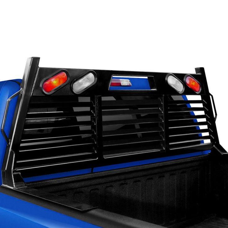 Frontier Truck Gear® - Heavy Duty Lighted Headache Rack
