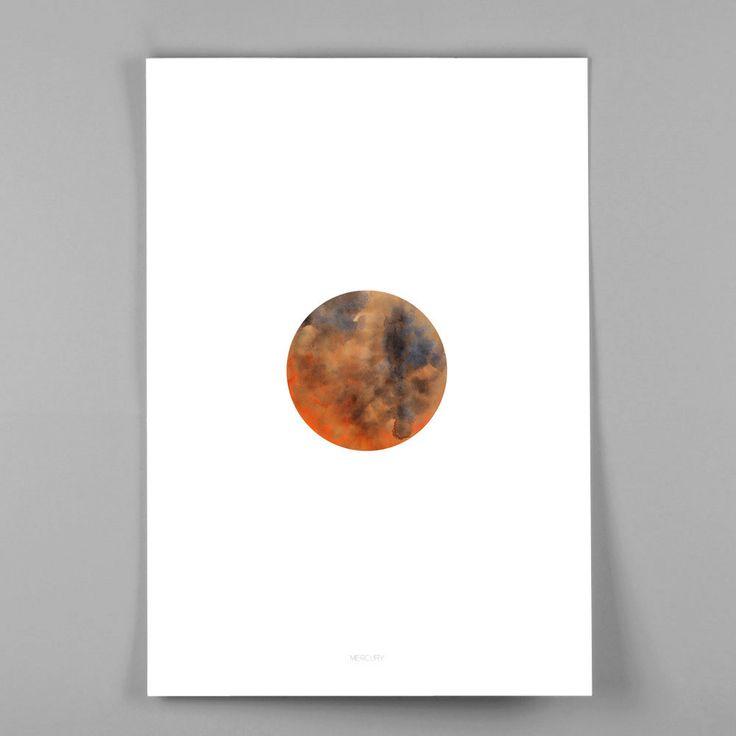 Image of Plakat I Mercury Small